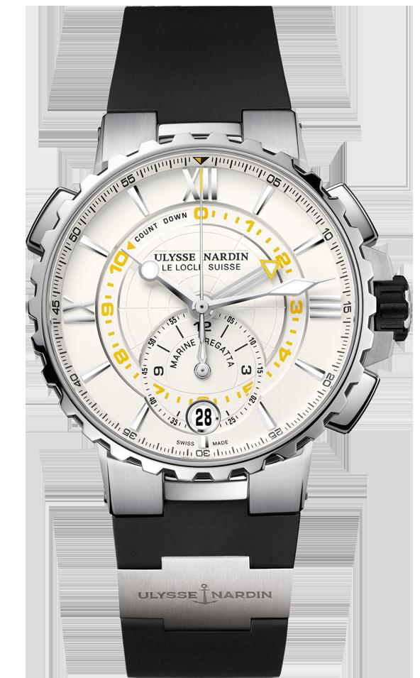 Ulysse Nardin Marine Regatta 1553-155-3/40