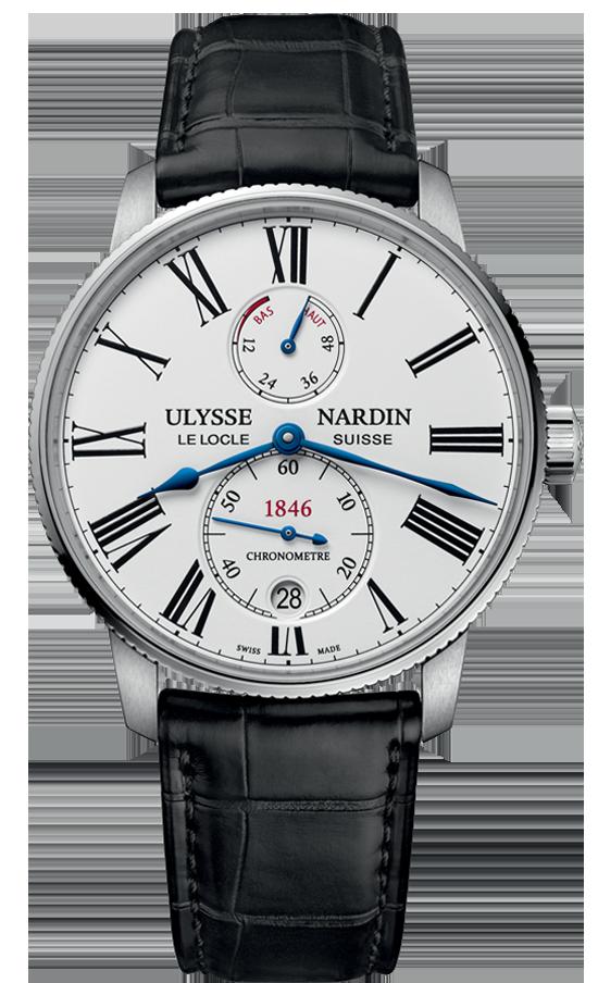Ulysse Nardin Marine Chronometer Torpilleur 1183-310/40