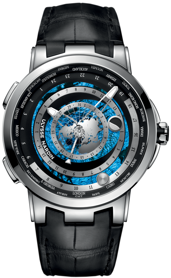 Ulysse Nardin Executive Moonstruck 1069-113/01