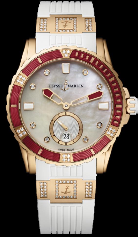 Ulysse Nardin Diver Lady 3202-190-3C/10.16