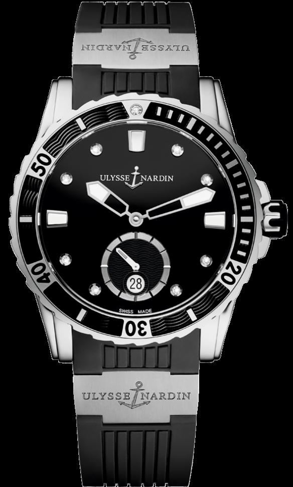 Ulysse Nardin Diver Lady 3203-190-3/12