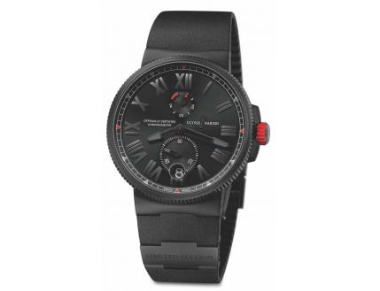 Ulysse Nardin Marine Boutique Exclusive Timepiece Marine Chronometer 1183-122LE-3C/BLACK-BQ