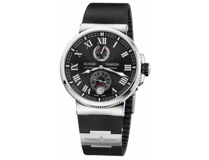 Ulysse Nardin Marine Chronometer Manufacture 1183-126-3/42