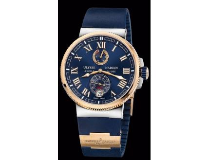 Ulysse Nardin Marine Chronometer Manufacture 1185-126-3/43-BQ