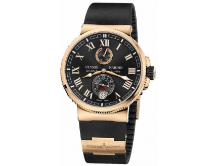 Ulysse Nardin Marine Chronometer Manufacture 1186-126-3/42