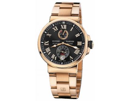 Ulysse Nardin Marine Chronometer Manufacture 1186-126-8M/42