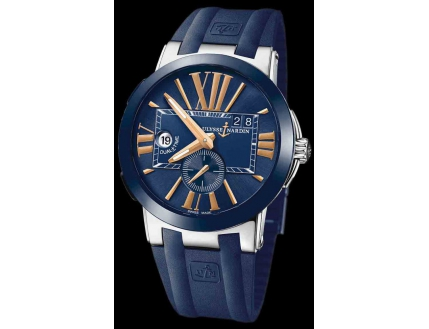 Ulysse Nardin Functional Boutique Exclusive Timepiece Dual Time 243-00-3/43-BQ