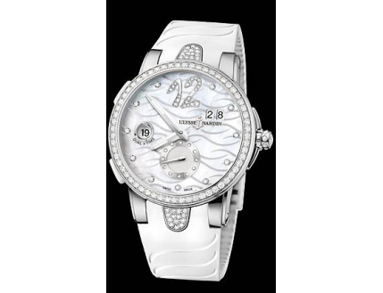 Ulysse Nardin Functional Executive Dual Time Executive Lady 243-10B-3C/691