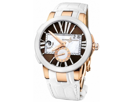 Ulysse Nardin Functional Executive Dual Time Executive Lady 246-10/30-05