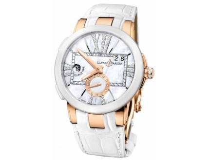 Ulysse Nardin Functional Executive Dual Time Executive Lady 246-10/391