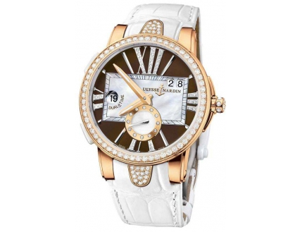 Ulysse Nardin Functional Executive Dual Time Executive Lady 246-10B/30-05