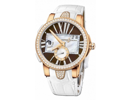 Ulysse Nardin Functional Executive Dual Time Executive Lady 246-10B-3C/30-05