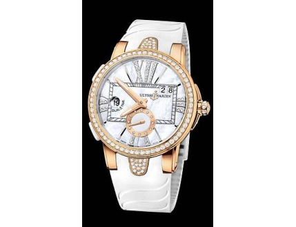 Ulysse Nardin Functional Executive Dual Time Executive Lady 246-10B-3C/391