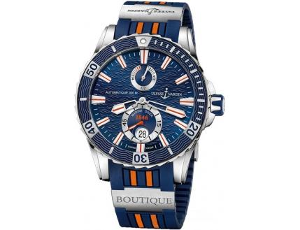 Ulysse Nardin Marine Boutique Exclusive Timepiece Marine Diver 263-10LE-3/953-BQ