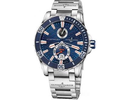 Ulysse Nardin Marine Boutique Exclusive Timepiece Marine Diver 263-10LE-7M/953-BQ