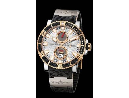 Ulysse Nardin Marine Diver Titanium 265-90-3T/91