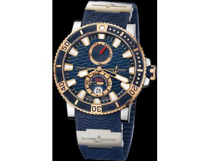 Ulysse Nardin Marine Diver Titanium 265-90-3T/93