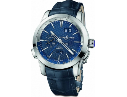 Ulysse Nardin Functional Boutique Exclusive Timepiece Perpetual Manufacture 329-10/93-BQ