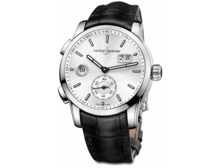 Ulysse Nardin Functional Dual Time Manufacture 3343-126/91