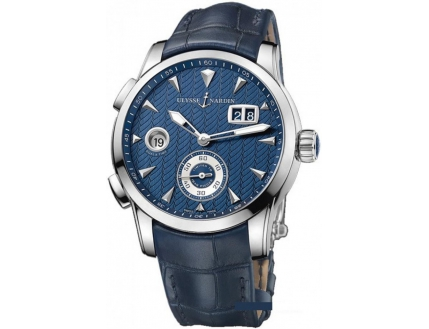 Ulysse Nardin Functional Dual Time Manufacture 3343-126LE/93