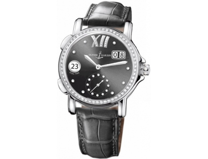 Ulysse Nardin Functional Dual Time Manufacture Ladies 3343-222B/30-02