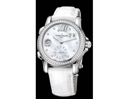 Ulysse Nardin Functional Dual Time Manufacture Ladies 3343-222B/391