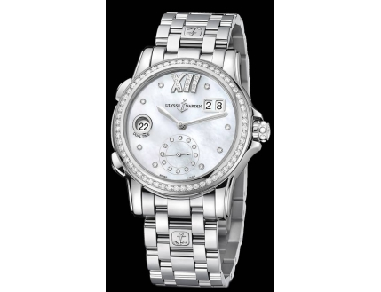 Ulysse Nardin Functional Dual Time Manufacture Ladies 3343-222B-7/391