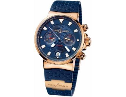 Ulysse Nardin Marine Chronometer Blue Seal 356-68LE-3