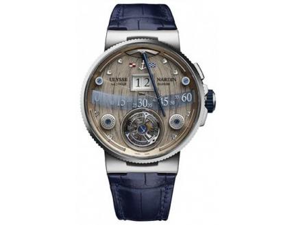 Ulysse Nardin Marine Chronometer Grand Deck Marine Tourbillon 6300-300/GD