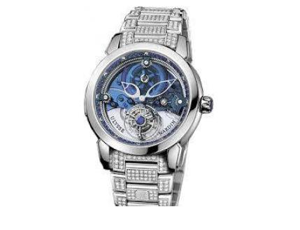 Ulysse Nardin Exceptional Royal Blue Tourbillon 799-82-8