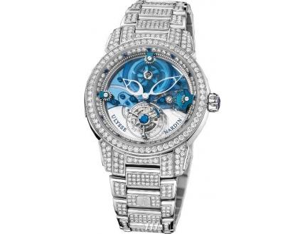 Ulysse Nardin Exceptional Royal Blue Tourbillon 799-83-8