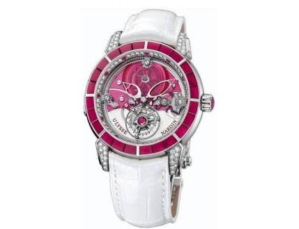 Ulysse Nardin Exceptional Royal Ruby Tourbillon 799-88BAG