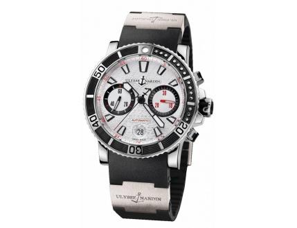 Ulysse Nardin Marine Diver Chronograph 8003-102-3/916