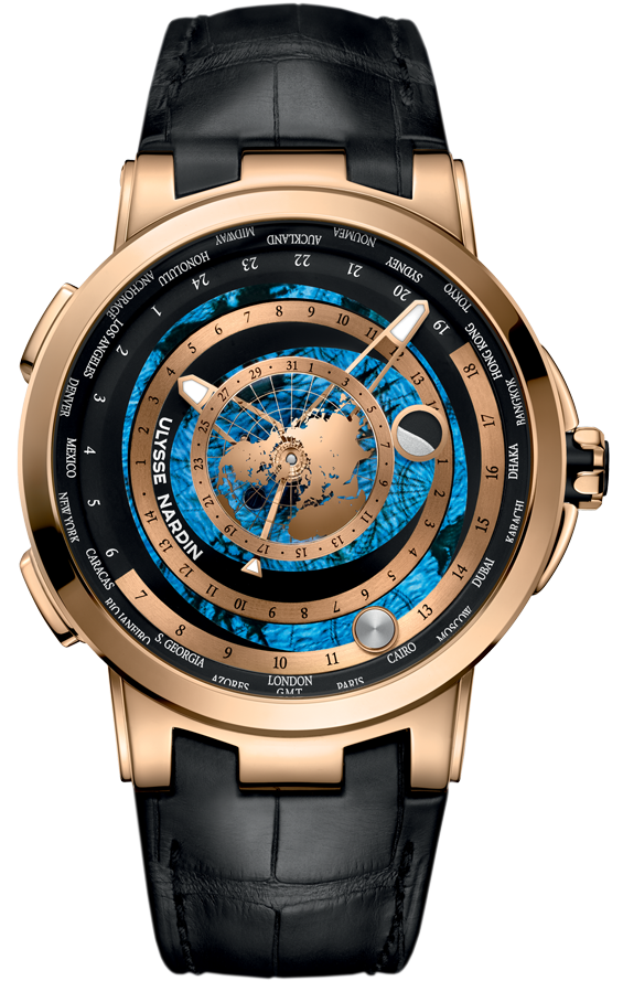 Ulysse Nardin Executive Moonstruck 1062-113/01