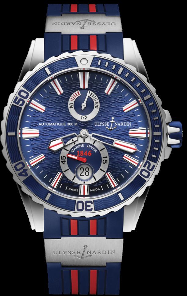 Ulysse Nardin Diver Chronograph 263-10-3R/93