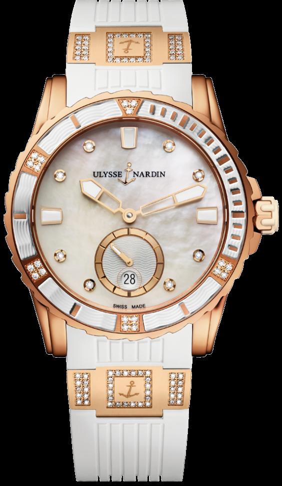Ulysse Nardin Diver Lady 3202-190-3C/10.10