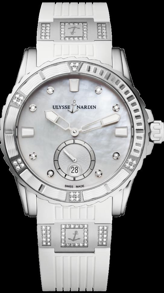 Ulysse Nardin Diver Lady 3203-190-3C/10.10