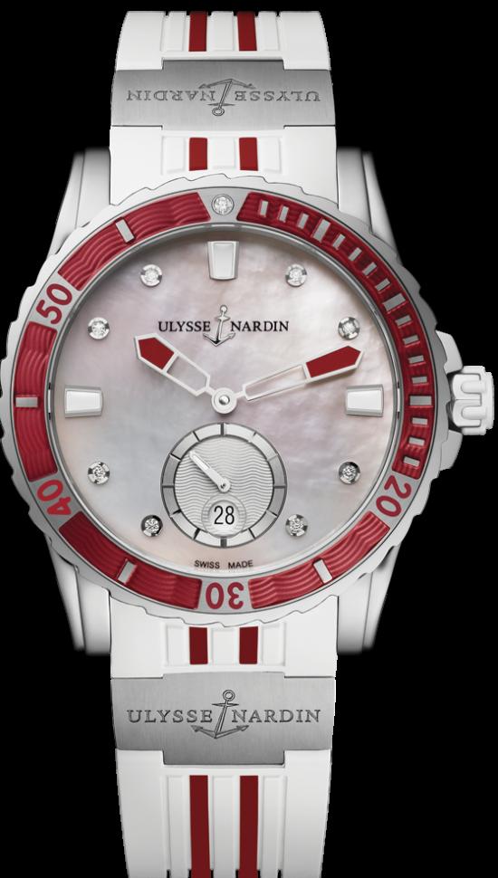 Ulysse Nardin Diver Lady 3203-190-3R/10.16