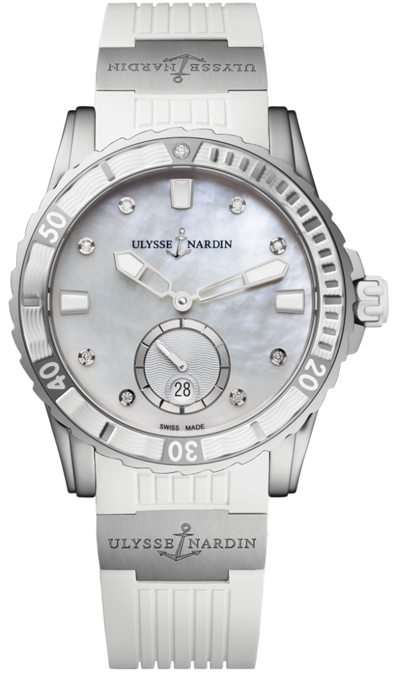 Ulysse Nardin Diver Lady 3203-190-3/10