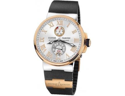 Ulysse Nardin Marine Chronometer Manufacture 1185-122-3/41 V2