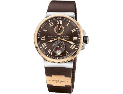 Ulysse Nardin Marine Chronometer Manufacture 1185-126-3/45